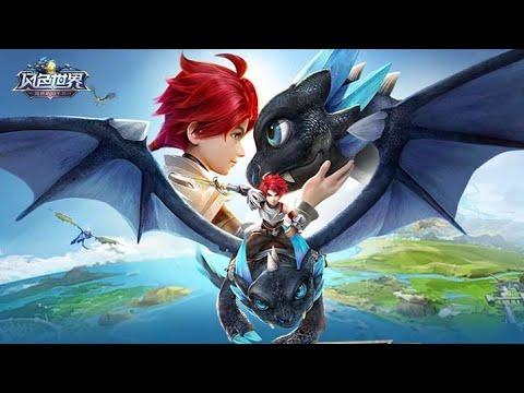 龙之觉醒Dragon Awakening (CN) Brand New MMORPG Android 2018