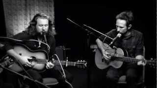 """Chorine My Sheba Queen"" - Will Johnson, Jim James, Jay Farrar and Anders Parker (New Multitudes)"