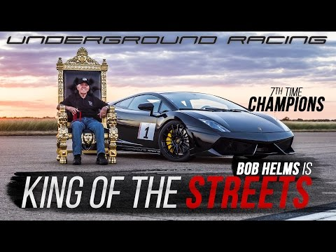 Underground Racing 7th time King of the Streets Champions