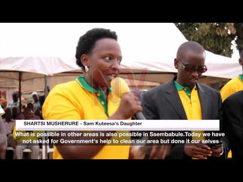 Minister Kutesa implores Sembabule residents to stick to NRM and shun 'People Power'