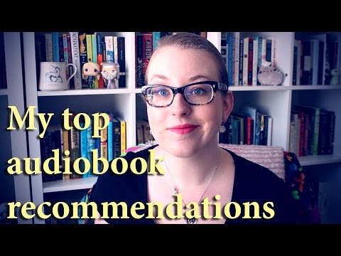 My Top Audiobook Recommendations