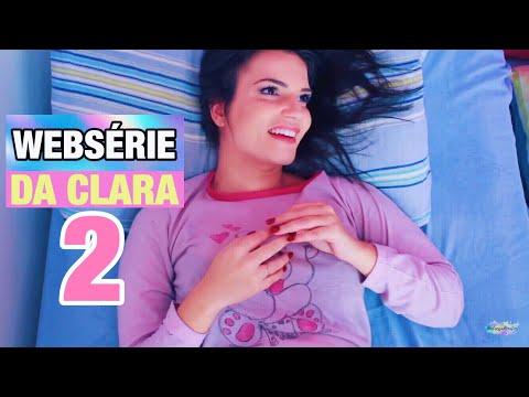 Websérie da Clara (Episódio 2) - TENTANDO FAZER AMIZADE