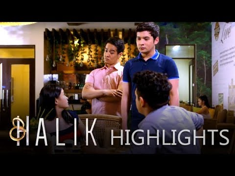 Halik: Barry and Ken surprises Lino and Jade at the restaurant | EP 129