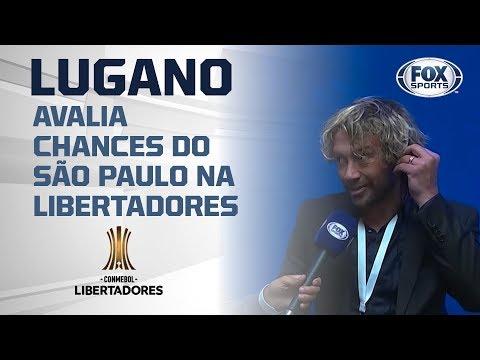 TRICOLOR X MILIONÁRIOS: Lugano avalia chances do São Paulo na Libertadores