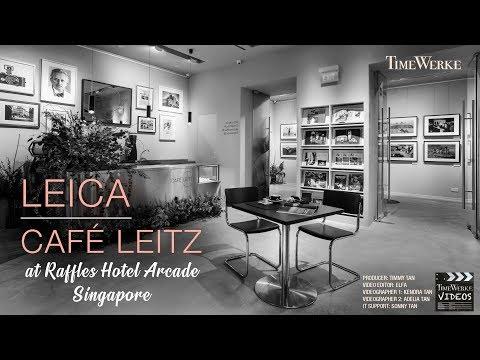 Leica: Café Leitz