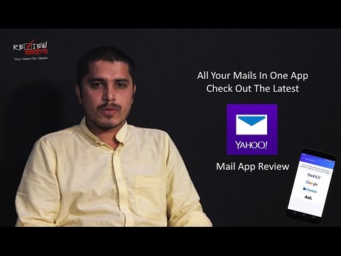 Yahoo Mail Android App (2016) – Hands On Review