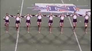 """2007 Maroon Line Kick Dance to """"One More Night"""" by Cascada"""