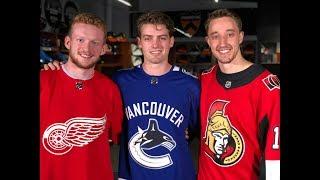 ROM PRINCETON TO THE NHL - KUFFNER, TEVES AND VERONNEAU