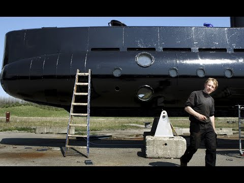 Submarine killing was a murder and Danish inventor faces life sentence, say prosecutors