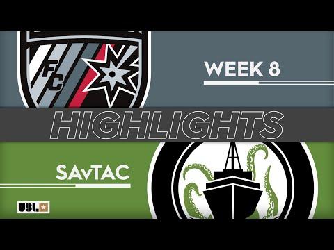 Сан-Антонио - Tacoma Defiance 3:0. Видеообзор матча 27.04.2019. Видео голов и опасных моментов игры