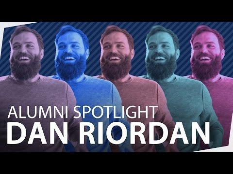 Alumni Spotlight: Dan Riordan