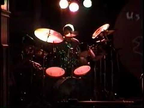David Flowers Drum Solo #1, at  Antone's 10/2003