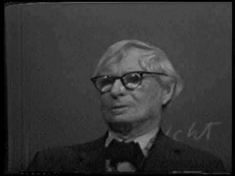 Louis I. Kahn (6 juin 1972)