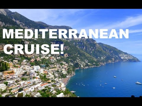 Mediterranean Cruise with Celebrity Cruises onboard Celebrity Constellation