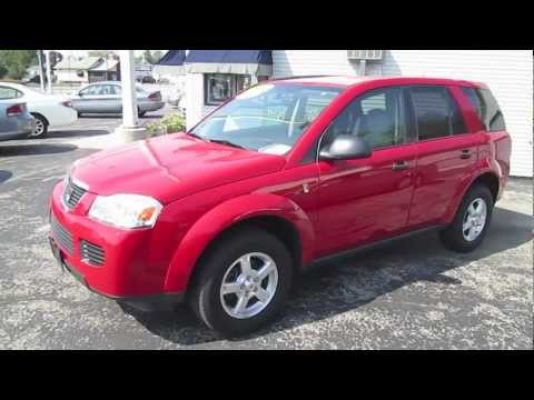 2006 Saturn Vue Start-Up Walkaround & Review