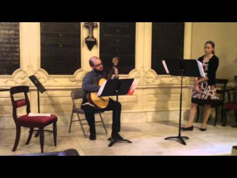 This video was recorded live in September 2015 at Kings Chapel in Boston.