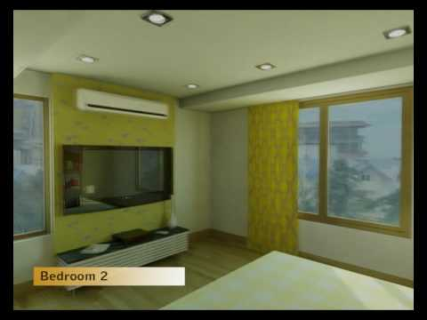 3D Tour of Amit Bloomfield Apartment
