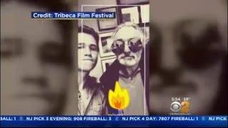 De Niro Makes His Debut On Snapchat