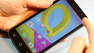 Készülékbeállítás - Alcatel U5 G4