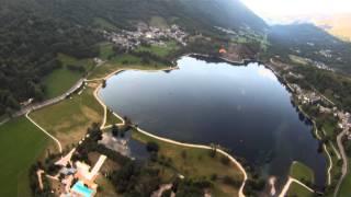 preview picture of video 'vol depuis Mont , vallée du Louron 14 Août 2012'