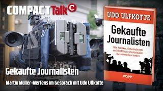 """Interview mit Udo Ulfkotte – """"Gekaufte Journalisten"""""""