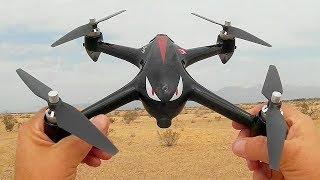 MJX Bugs 2W B2W Long Range FPV Drone Test Flight Review