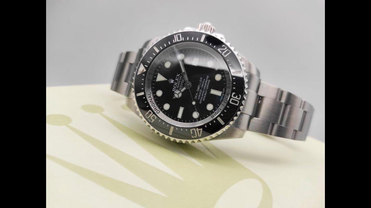 Rolex Sea-Dweller 44 mm 116660 DeepSea