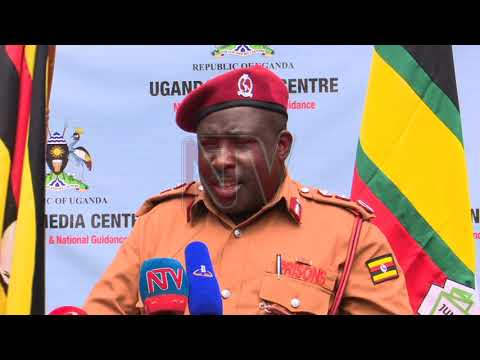 COVID-19 PANDEMIC: Curfew violators to be released following president's directive