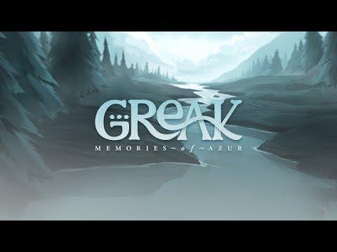 Greak: Memories of Azur - Reveal Teaser de Greak : Memories of Azur