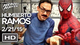 Humberto Ramos @ Heroes Haven Comics