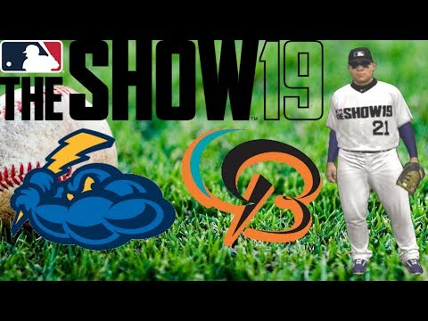 MLB The Show 19 Road to the Show PS4 Ep.22 (I'M A BUM!!!)