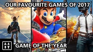 Our Favourite Games Of 2017 - Game Of The Year