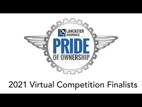 Lancaster Insurance Pride Of Ownership 2021 - Spring Finalists