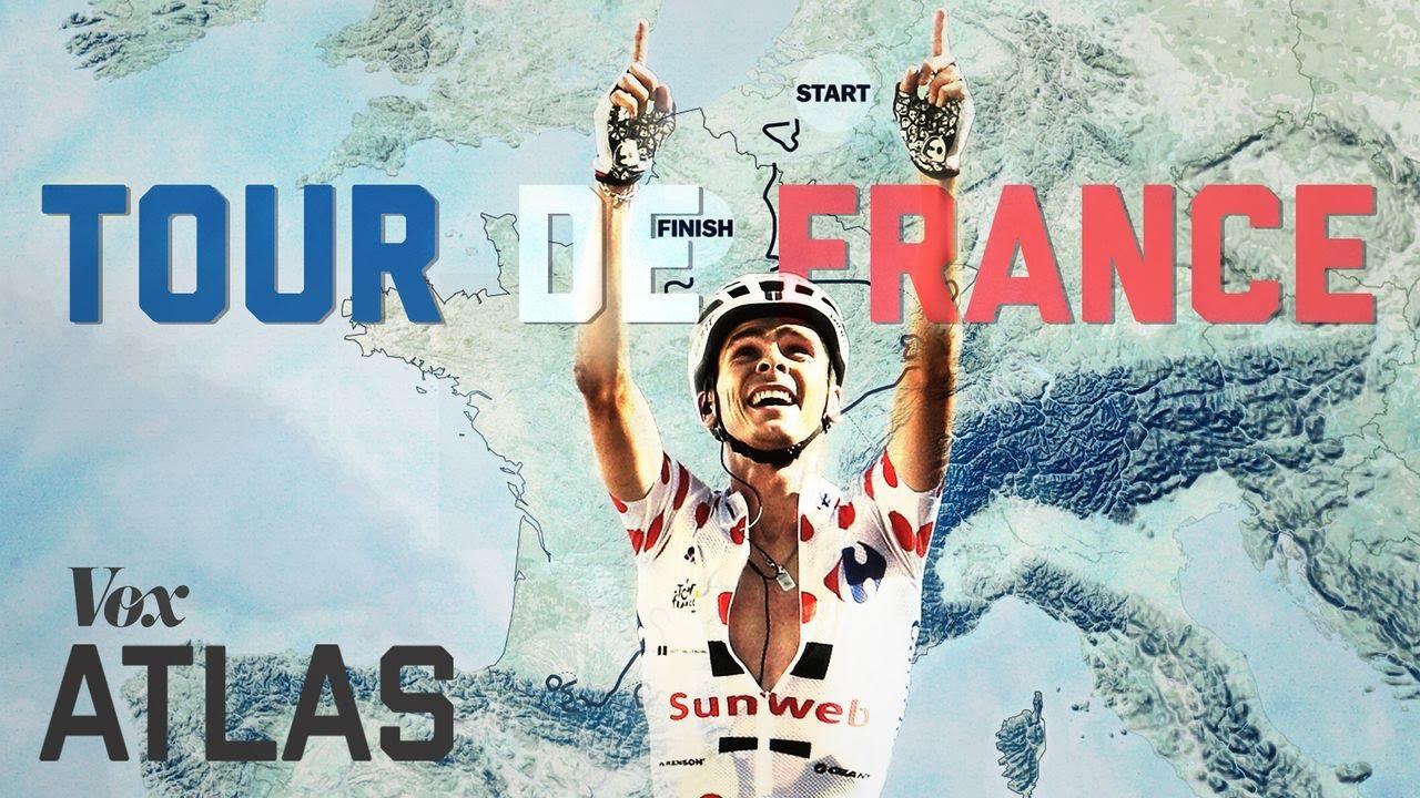Il Tour de France è una questione di salite