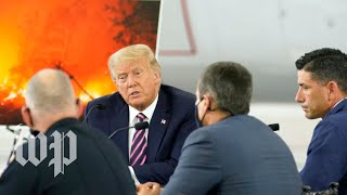 How Trump repeatedly disparages climate science