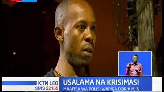 Usalama mjini Nairobi wakatika wa sherehe za Krismasi