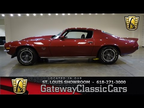 Video of '73 Camaro - QB4O