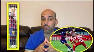 تعادل برشلونة 2-2 مع أتلتيكو مدريد في  مباراة هددت بشكل كبير حظوظه في اللقب.  أهداف مباراة برشلونة و أتلتيكو مدريد جاءت غريبة للغاية ، من ركلات جزاء وركلة ركنية عكسية .  تحليل مباراة أتلتيكو مدريد و برشلونة وملخص أحداثها في الفيديو.  #سيلفي_سبورت #برشلونة  حساباتي في شبكات التواصل: تيلغرام :  https://t.me/joinchat/AAAAAEMBaeYZhDjtEyoD8g  انستغرام :  https://www.instagram.com/mohammedawaad/  تويتر:  https://twitter.com/mohammedawaad  فيسبوك:  https://www.facebook.com/Awaadarticles/  ساوند كلاود: https://soundcloud.com/mohammed-rebhi-awwad