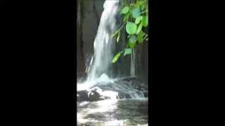 preview picture of video 'Fiume Treja e cascate di  Monte Gelato'