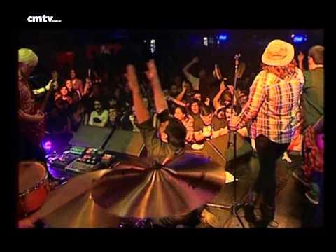 Massacre video Te leo al revés - La Trastienda 2014