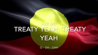 Treaty '18 ft Baker Boy - Yothu Yindi & Gavin Campbell (lyrics)