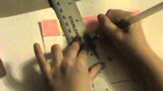 How To Make A Childrens Paper Doll Little Snowflake Child Artist.wmv