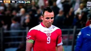 Michael Mifsud Penalty Malta Italy