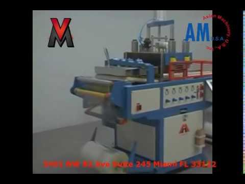 Termoformadora Automática para bandejas y platos VMSC 510570