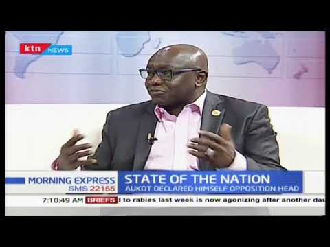 State of the Nation: Is Kenya's opposition dead?