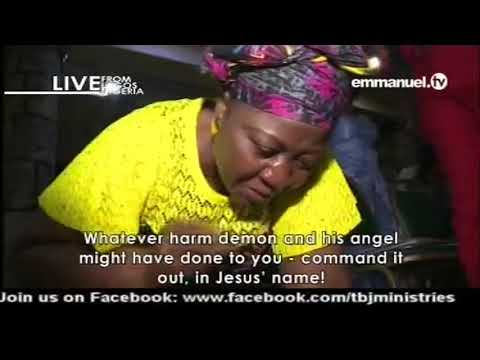 EMMANUEL TV SUNDAY SERVICE 18 03 2018 PROPHET TB JOSHUA AT THE ALTER