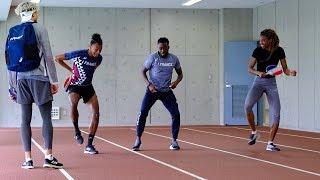 Stage de Kobe 2019 : Danse avec les Bleus