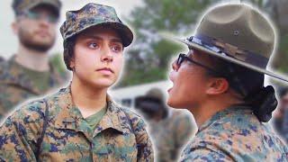I Tried Marine Bootcamp