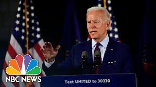 Biden Delivers Remarks On The Coronavirus Outbreak | NBC News