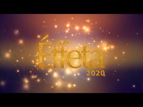 Éffeta 2020 - Abre-te para um novo tempo! Santa Missa